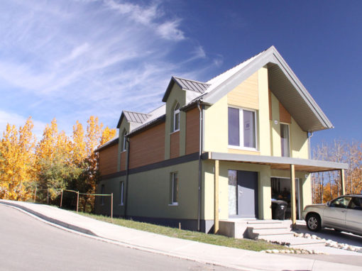 Passive Home in Calgary, AB – EchoHaven 2