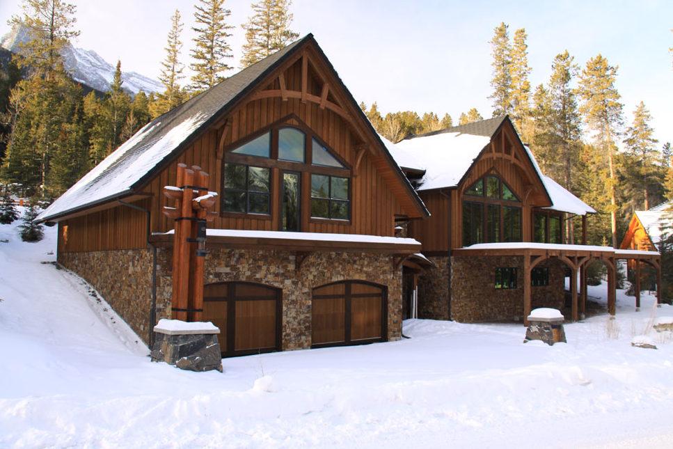 Timber Framing - Heyde Haus